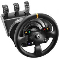 ThrustMaster TX Racing - Leather Edition - Lenkrad- und Pedale-Set