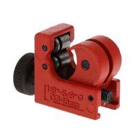 Mini Rohr & Rohr Schneidwerkzeug Einstellbarer Schlauchschneider Durchmesser