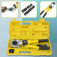 Ø16-32mm Hydraulische Presszange Verbundrohr Rohr Presszange TH 16-32 12 Tons Edelstahlrohr Pressbacken Rohrpresswerkzeuge