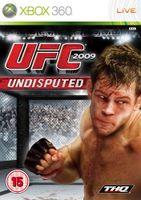 THQ UFC 2009 Undisputed, Xbox 360
