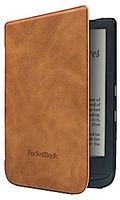 PocketBook Shell für Touch HD 3, Touch Lux 4, Basic Lux 2, light-brown