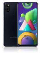 Samsung SM A 217 Galaxy A21s blue, Farbe:Schwarz