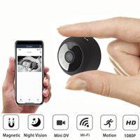 1080P HD Mini Wifi Kamera WLAN Überwachungskamera IP Kamera Wireless Kamera Nachtsicht Hidden Spion Kamera