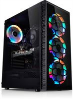 Gaming PC Firestorm Intel Core i5-10400F, 16GB RAM, NVIDIA RTX 3060, 500GB SSD