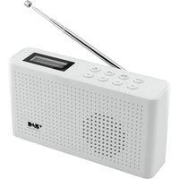 Soundmaster DAB 150 WE, Farbe:Weiß
