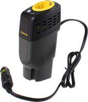 Stanley wechselrichter 12-230V 100 Watt gelb