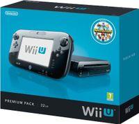 Nintendo 2300146, Wii U, 32000 MB, IBM PowerPC, SD, SDHC, 32 GB, 32 GB
