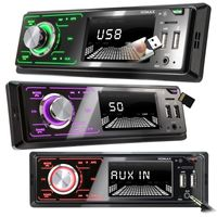 XOMAX XM-R271: 1DIN, Autoradio mit Bluettoth, FlashXO, USB, AUX IN, ohne Laufwerk