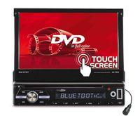 Caliber Autoradio DVD/ USB/ SD/ AV/ Bluetooth/ FM/ AM Tuner,  1 DIN, 4x 75 Watt RDD571BT