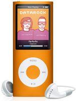 """Apple iPod nano, 8GB iPod, Orange, Flash-media, 8 GB, LCD, 5.59 cm (2.2""""), 240 x 376 Pixel"""