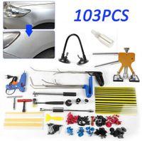 103x  Auto Dellenentfernung Dellenreparaturwerkzeug  Ausbeulset Ausbeulwerkzeug  Reparatur Karosserie Ausbeul Werkzeuge Set