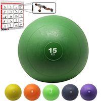 Slamball I Medizinball 3 - 20 kg I Slam Ball versch. Farben Gewicht: 15 kg