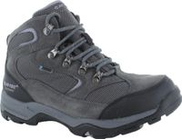 Hi-Tec Storm WP Shoes Damen grey/lavender Schuhgröße UK 6 | EU 39