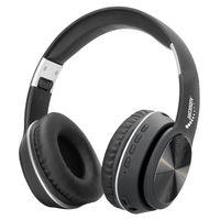 Kabellose Kopfhörer V5.0 + EDR Bluetooth SD RADIO MP3 AC705 schwarz
