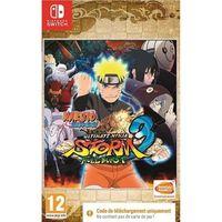 Naruto Ultimate Ninja Storm 3 Nintendo Switch-Spiel - Code in einer Box