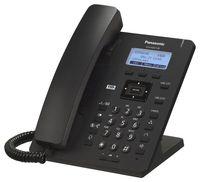 Panasonic KX HDV130 - VoIP-Telefon - SIP, SRTP - 2 Leitungen - Schwarz