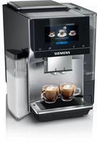 Siemens TQ707D03, Kombi-Kaffeemaschine, 2,4 l, Kaffeebohnen, Eingebautes Mahlwerk, 1500 W, Schwarz