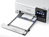 Epson Wireless Photo Printer EcoTank L8160 Farbe, Tintenstrahl, A4, Wi-Fi, Grau