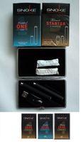 SNOKE Premium Set E- Zigarette 2 Stück + Etui + 14 Caps