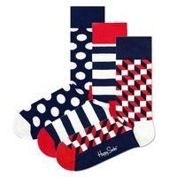Happy Socks Geschenkbox CLASSIC STRIPE GIFT BOX XSTR08-6000 Mehrfarbig, Size:41-46