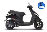 Piaggio Zip 50 Modell 2021, Farben:Schwarz Lucido 094