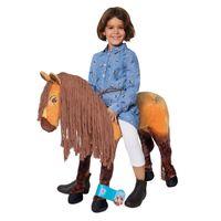 Dreamworks Spirit Der wilde Mustang Reitpferd Spielzeug Pferd mit Soundeffekten für Kinder ab 3 Jahren