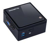 Gigabyte BRIX GB-BACE-3160 Intel Celeron J3160 4x 1.60GHz, Intel HD-Grafik 400, 1x DDR3L SO-DIMM, 1x M.2, oOS