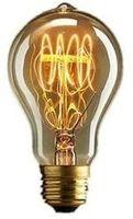 Glühbirne E27 Edison 40 W Retro Vintage Industrie Style Glühbirne [Energieklasse E]