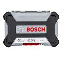 Bosch Impact Control Multi Construction Bit-Set 35-tlg.