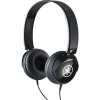 Yamaha HPH-50, Kopfhörer, Kopfband, Schwarz, Binaural, 2 m, Kabellos