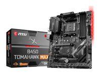 MSI B450 TOMAHAWK MAX - Mainboard - ATX
