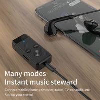 HiFi Bluetooth Empfänger für Home TV, Lautsprecher, Auto Stereo, NFC Paarung, 3,5mm Aus
