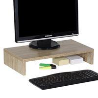 Monitorständer MONITOR in Sonoma Eiche 50 cm breit