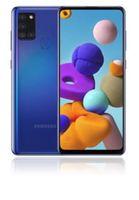 Samsung SM A 217 Galaxy A21s blue, Farbe:Blau