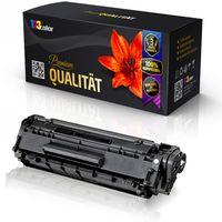 Alternative XXL Tonerkartusche für HP LaserJet P1002 W P1002 WL P 1100 Series P 1101 P 1102 P1102 w P 1103 P 1104 P 1104 w P 1106 CE 285A HP-85A HP 85A Black XXL