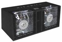 HIFONICS ZRX12DUAL 2 x 30 cm Dual Bandpass Subwoofer Kiste Basskiste