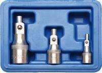 BGS 198 Verlängerungen mit Magnethalter 6,3 (1/4)-10 (3/8)-12,5 (1/2)