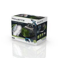 Rowenta DG8626F0 Perfect Steam Pro - Bügelzentrum, Unbegrenzte Autonomie mit 6,9 bar, 450 Hub Dauerdampf 120 g/min, Microsteam Laser 400 Bügelsohle, Eco-Funktion, Cal