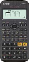 CASIO Schulrechner FX-82DE X ClassWiz Batteriebetrieb 252 Funktionen schwarz
