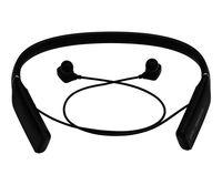 Epos ADAPT 460 T - Kopfhörer - Eingebaut - im Ohr - Nackenband - Schwarz - Silber - Binau