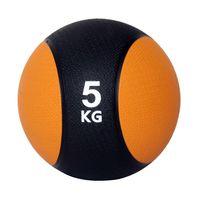 Unibest Medizinball Gymnastikball Gewicht 5kg orange