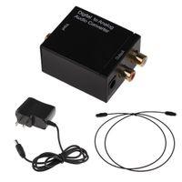 digital optisch koaxial zu analog rca audio converter us plug