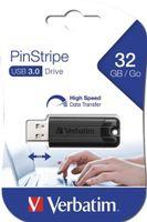 Verbatim USB3.0 32GB HI-SPEED STORE'N'GO DRIVE (black)
