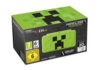 Nintendo New 2DS XL - Konsole Creeper Edition