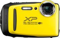 Fujifilm Finepix XP130 16,4 Megapixel Full HD Kompaktkamera, 5-fach optischer/2-fach digitaler Zoom, 28 - 140 mm Brennweite, optischer Bildstabilisator, 1/2,3'' CMOS-Sensor, F3,9 (W) - F4,9 (T), 7,62 cm (3 Zoll) Display, WLAN, Bluetooth, HDMI, Gesichtserkennung, wasserdichtes/stoßfestes Gehäuse