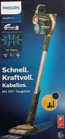 Philips FC6826/01 Speedpro Max Kabelloser Akku-Staubsauger, 360°-Saugdüse, bis zu 65 Min. Laufzeit, Schwarz/Kupfer