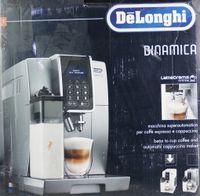 DeLonghi ECAM 353.75.W Dinamica Kaffeevollautomat weiß, Farbe:Weiß