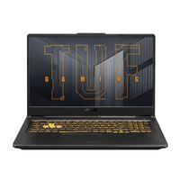 Asus TUF Gaming F17 FX706HE-HX084T Notebook, Farbe:Grau