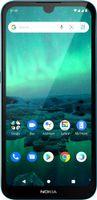 Nokia 1.3 Smartphone 14,5 cm (5,71 Zoll), 1GB RAM, 16GB Speicher, 8 MP, Android 10.0, Farbe: Blau