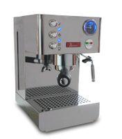 ACOPINO Venezia Traditionelle Espressomaschine, Edelstahlgehäuse, 1200 Watt, 15 Bar, 3,5 l FÃ1/4llmenge, Tassenwärmer, Milchaufschäumer